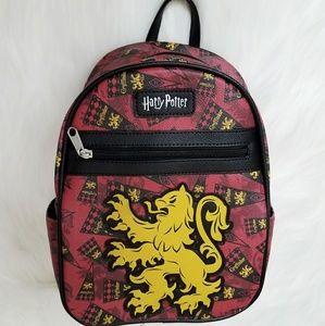 Harry Potter Gryffindor Backpack Fashion Purse